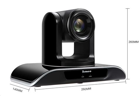 TEVO-VHD20N zoom video conference 1080p full hd video conference system high definition camera