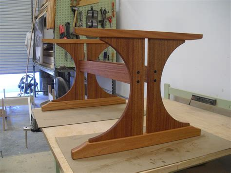 Table Base Woodworking Plans