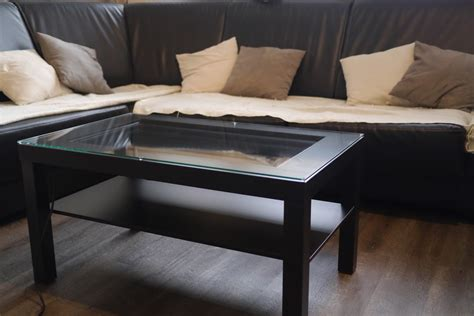 Table Basse Tactile Diy