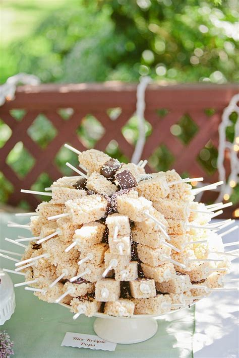 Table Decorations Diy Summer Treats