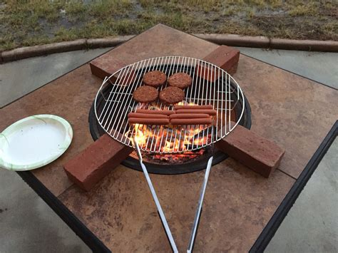 Table Fireplace Diy On A Budget