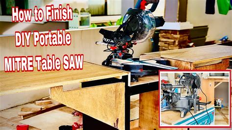 Table Saw Diy Youtube Cute