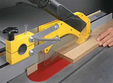 Table Saw Guard Plans