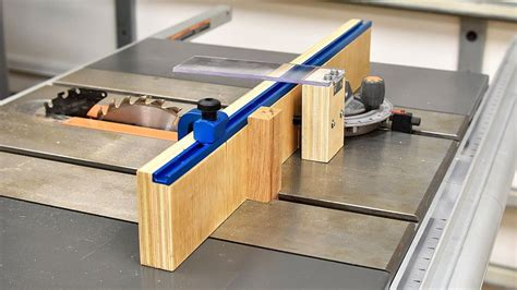 Table Saw Jig Build