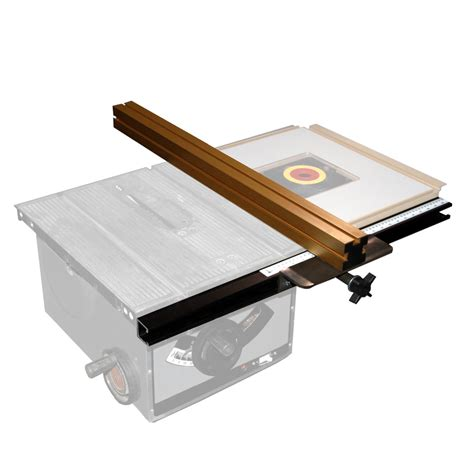 Table Saw Rip Fence Plans