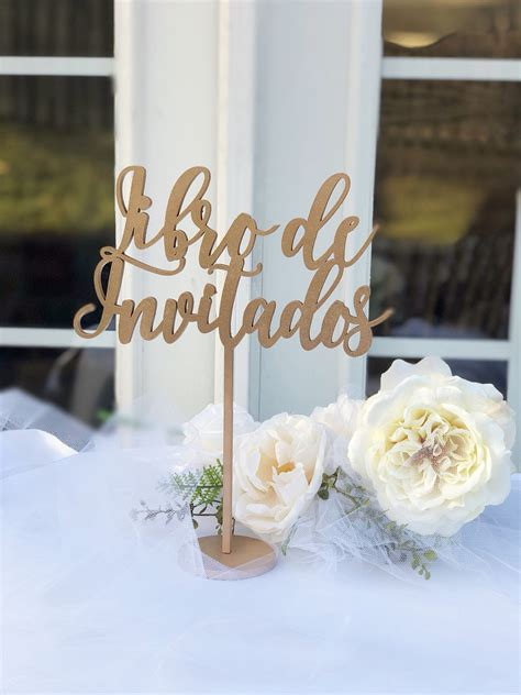 Table Signs In Spanish