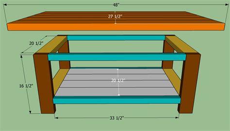 Table-Building-Plans