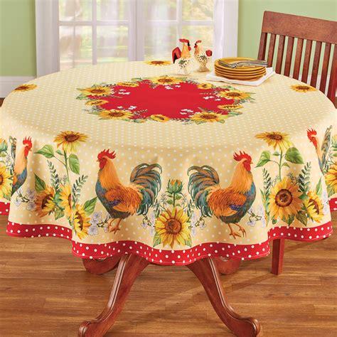 Table-Cloth-For-Farm-Table