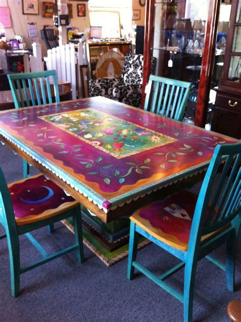 Table-Designs-Painted-Diy