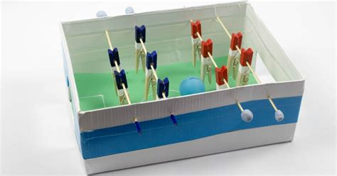 Table-Football-Diy