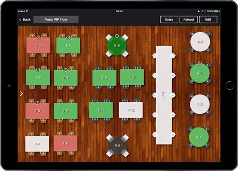 Table-For-Floor-Plan