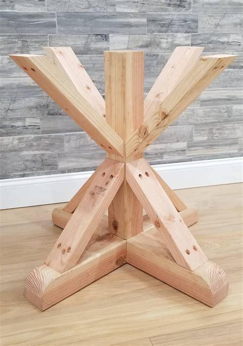 Table-Legs-Diy-Wood