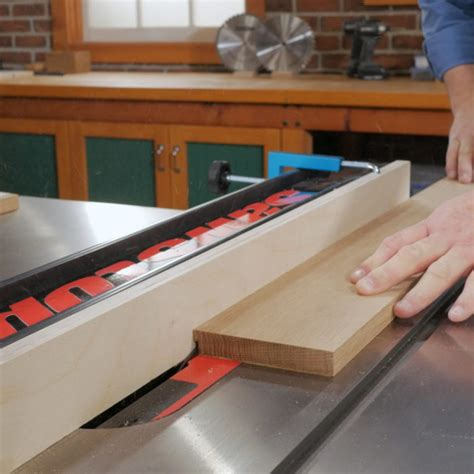 Table-Saw-Auxiliary-Fence-Plans