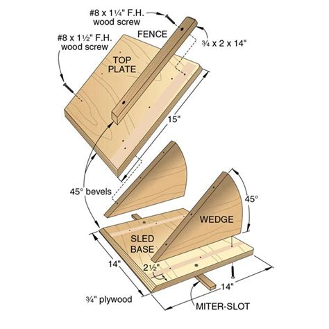 Table-Saw-Bevel-Jig-Plans