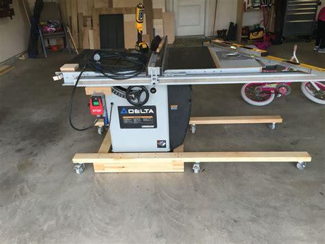 Table-Saw-Mobile-Base-Diy
