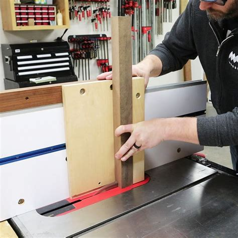 Table-Saw-Rip-Fence-Plans