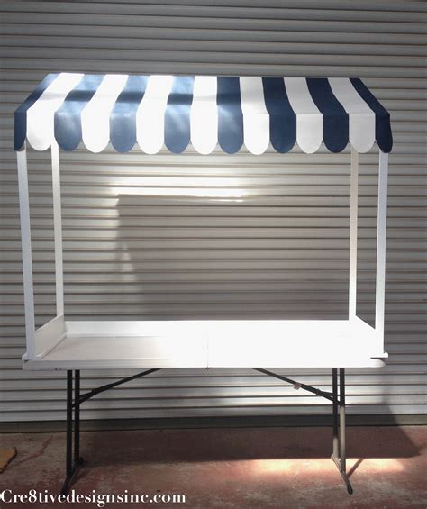 Table-Top-Canopy-Diy