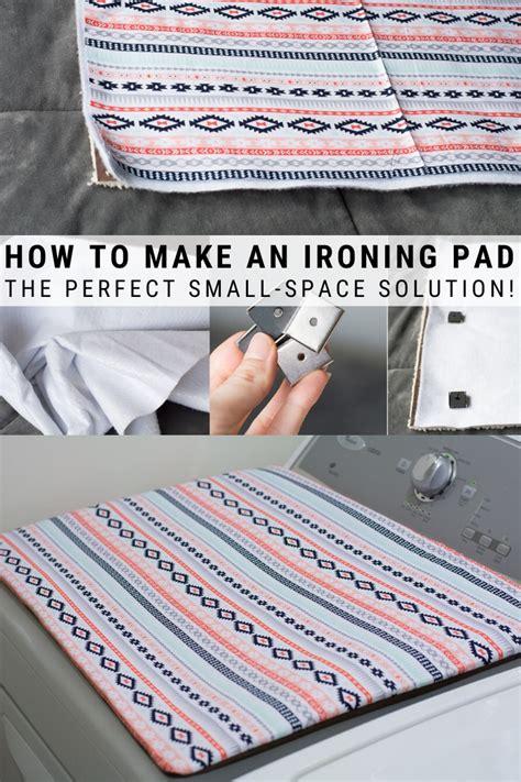 Table-Top-Ironing-Pad-Diy
