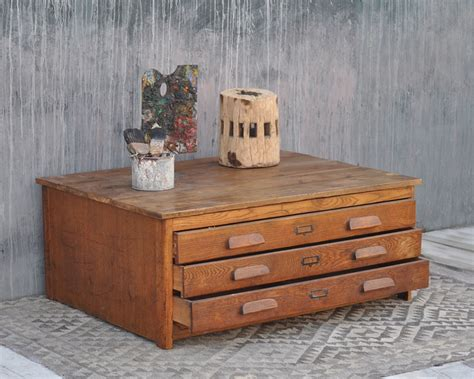 Table-With-Drawer-Plans