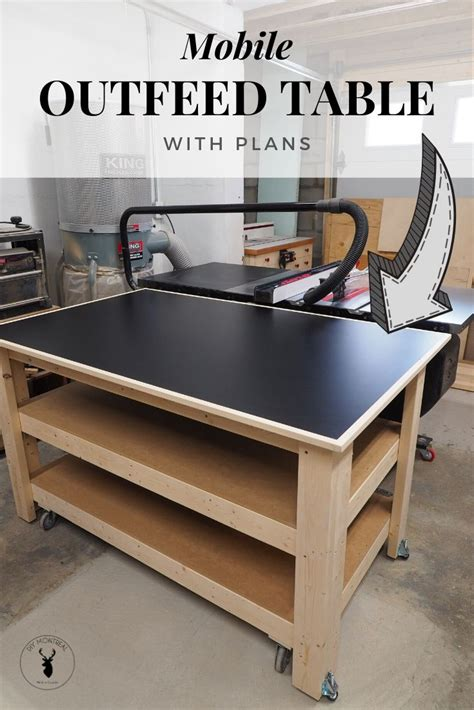 Table-Work-Bench-Plans