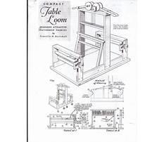 Best Table loom plans.aspx