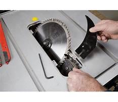 Best Table saw riving knife vs splitter.aspx