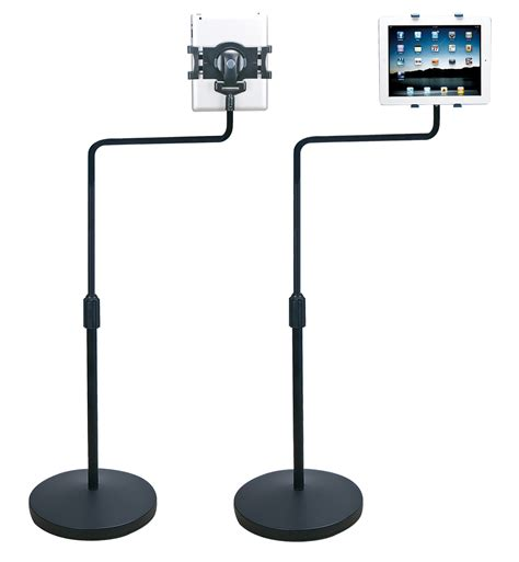 Tablet Floor Stand With Swivel