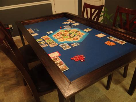 Tabletop Game Table Diy Ideas