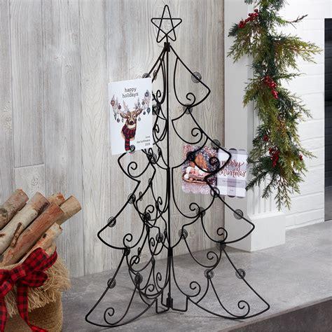 Tabletop-Christmas-Card-Holder