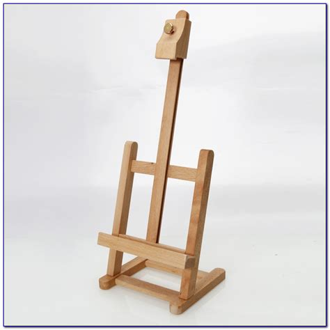 Tabletop-Painting-Easel-Plans