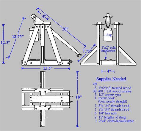 Tabletop-Trebuchet-Plans