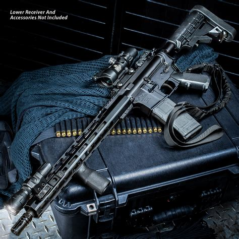 Tacfire Ar15 Rifle Kit 5 56 Nato 16 Barrel And What Is Lead Lapping A Rifle Barrel