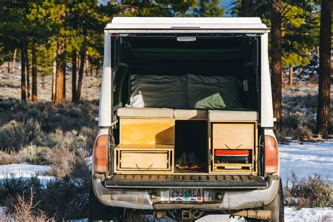 Tacoma Bed Camper Diy Teenager