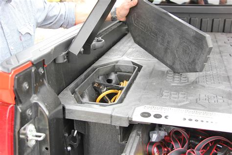 Tacoma Diy Ammo Can Bed Storage