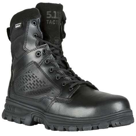 Tactical EVO 6' Waterproof Boot With Sidezip