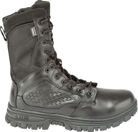 Tactical EVO 8' Waterproof Boot With Sidezip