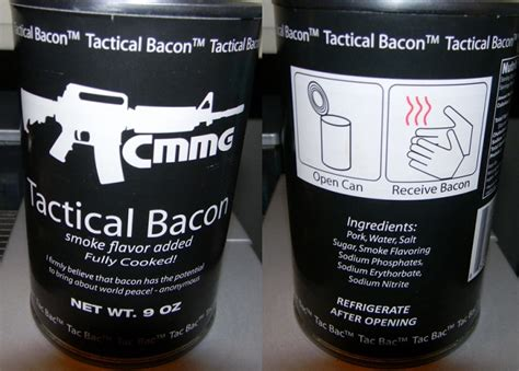 Tactical Bacon Can And Http Wwwbrownellscom Aspx Sid 0 Sku 100020820 Sku