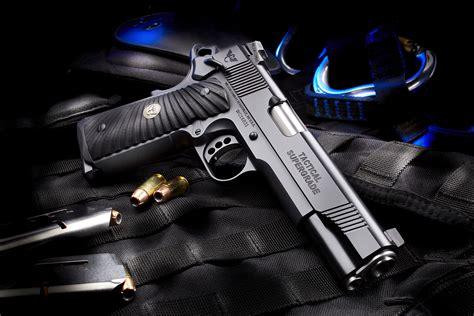 Tactical Supergrade Wilson Combat And Piller Bedding Vs Glass Bedding Shooters Forum