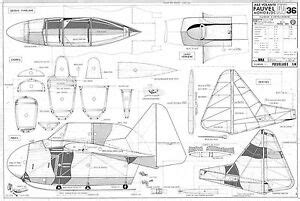 Tailless-Glider-Plans
