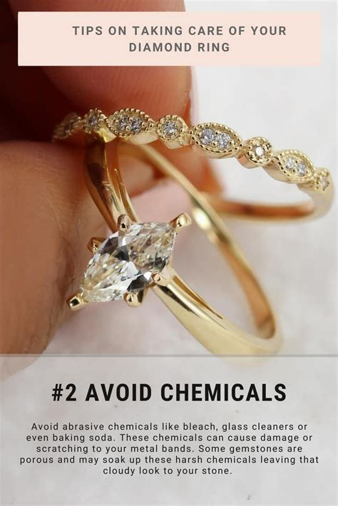 Taking care of your diamond jewelry