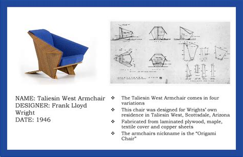 Taliesin-Origami-Chair-Plans