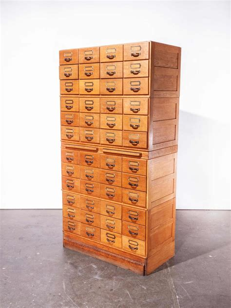 Tall Cabinet With Multiple Drawers