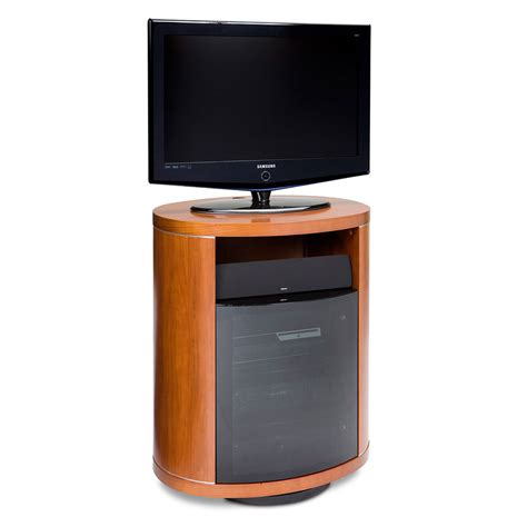 Tall Cherry Tv Stand