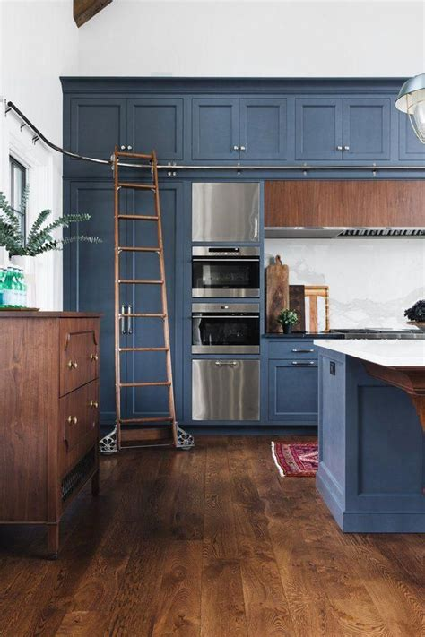 Tall Kitchen Cabinet Designs