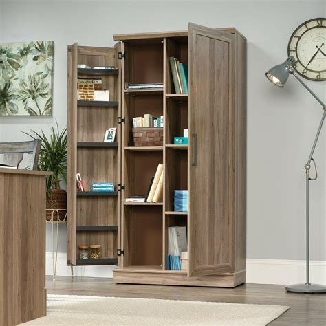 Tall Kitchen Storage Cabinet With Doors