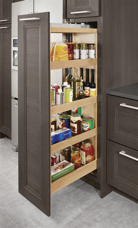 Tall Pull Out Pantry Cabinet Diy