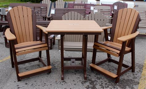 Tall-Adirondack-Chairs-With-Table