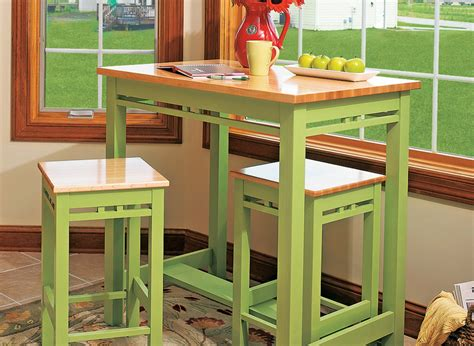 Tall-Kitchen-Table-Plans