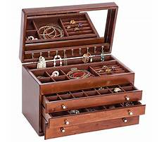 Best Tall vintage jewelry box cheap