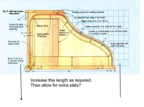 Tambour-Desk-Plans